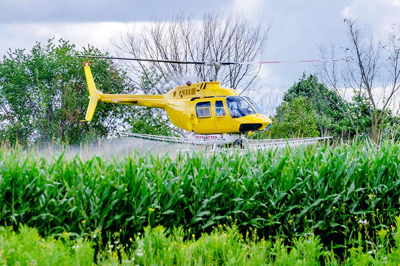 Agricultural Aerial Application in Virginia