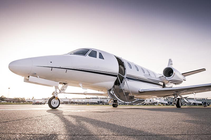 Executive Jet Charters in Virginia Beach