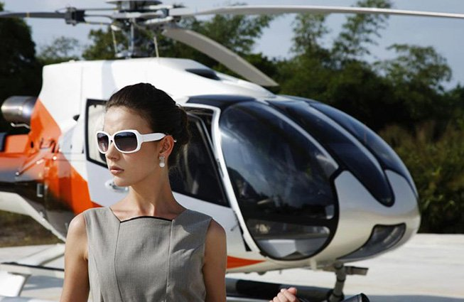 Helicopter Charters in Virginia Beach