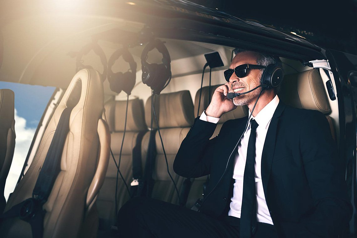 Executive Helicopter Charters in Virginia Beach